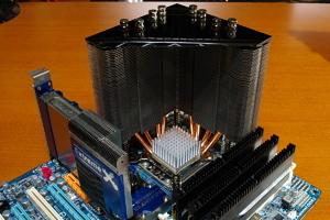 自作PC #1 CPUクーラー